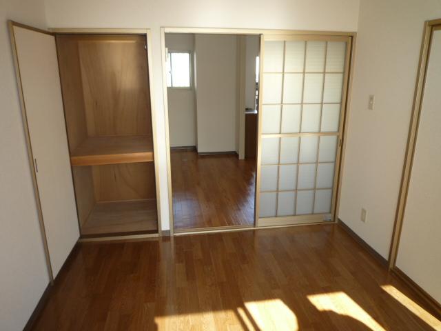 サンビレッジ大堀C 02020号室のリビング