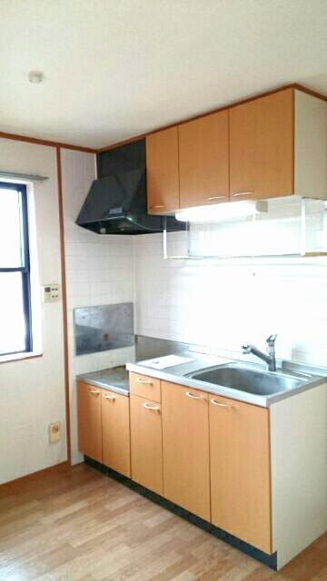エスト・モンターニュ 02020号室のキッチン