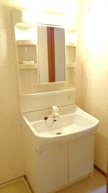 エスト・モンターニュ 02020号室の洗面所