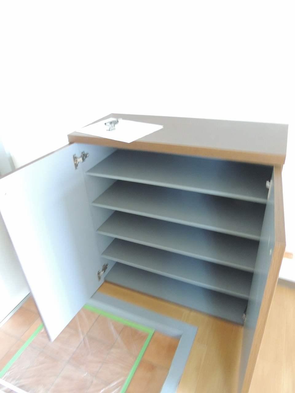 ミューズ松本Ⅴ 02010号室の洗面所