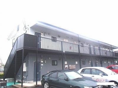 ミューズ松本Ⅴ 02010号室の外観