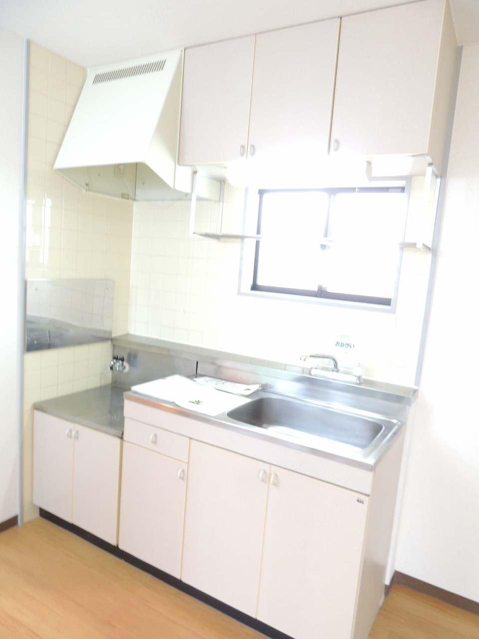 ミューズ松本Ⅴ 02010号室のキッチン