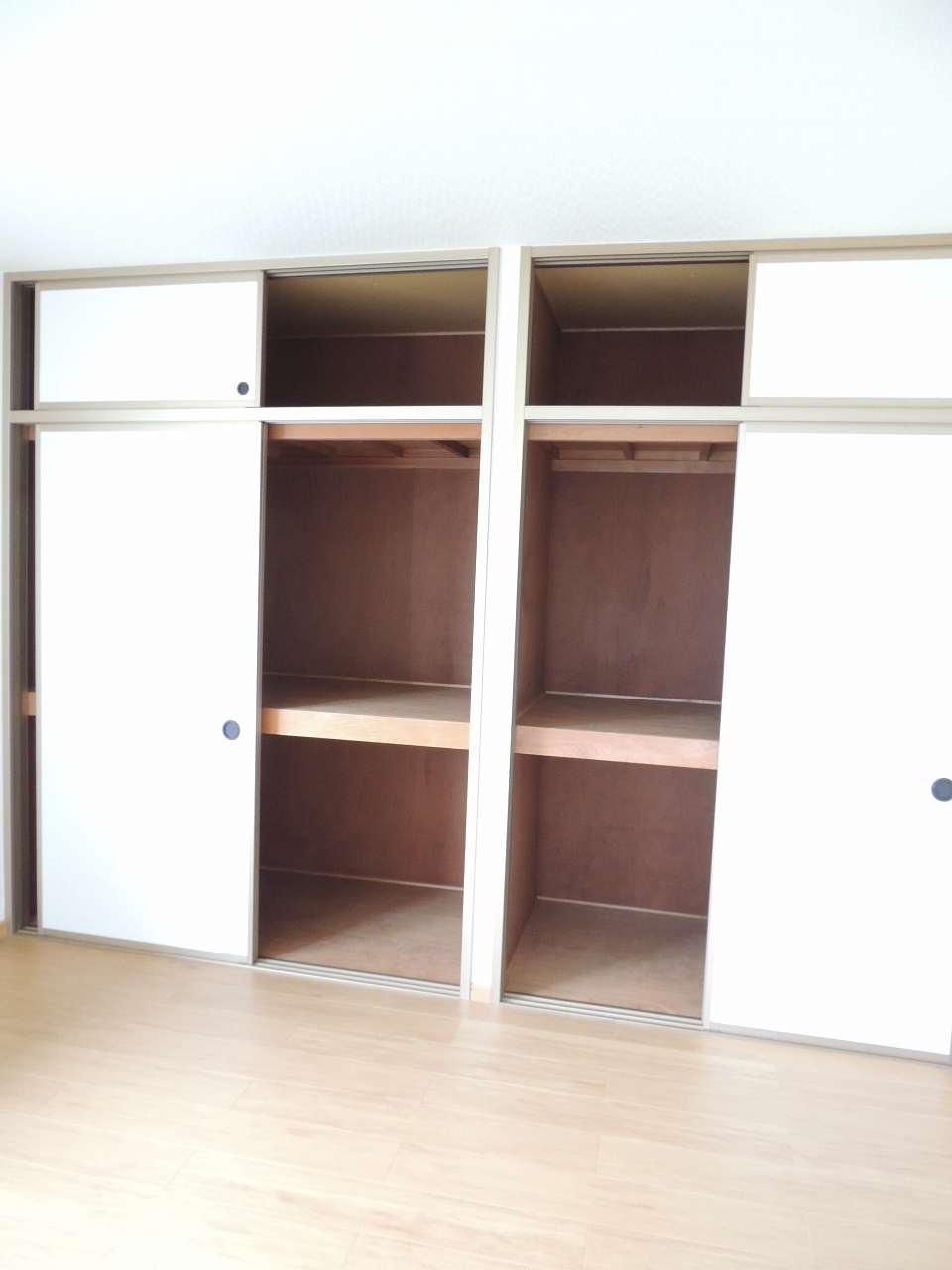 ミューズ松本Ⅴ 02010号室の収納