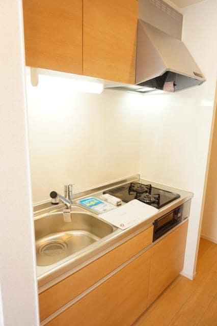 ディアコート 宮脇 02020号室のキッチン