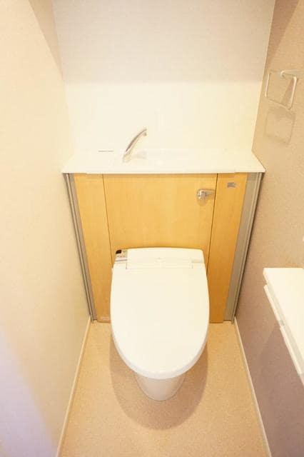 ディアコート 宮脇 02020号室のトイレ