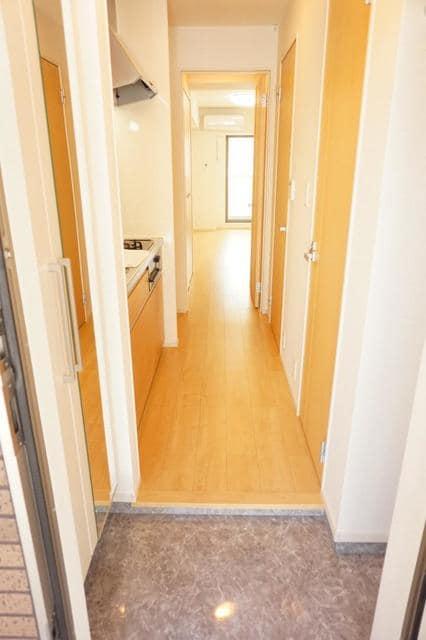 ディアコート 宮脇 02020号室の玄関