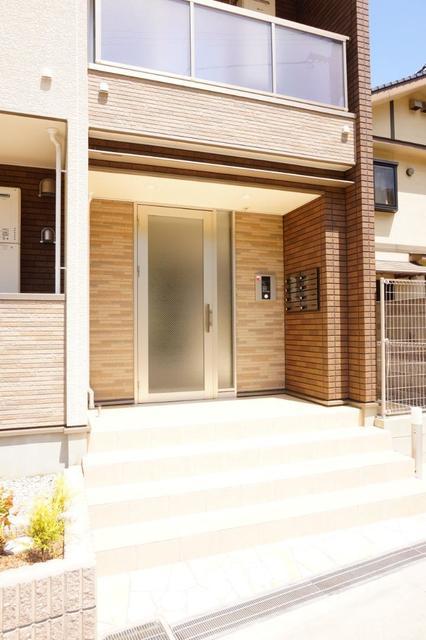 ディアコート 宮脇 02030号室のエントランス