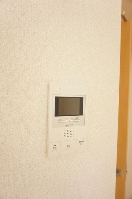 ディアコート 宮脇 02030号室のセキュリティ