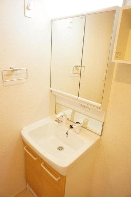 ディアコート 宮脇 02030号室の洗面所