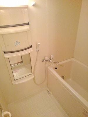 コーポリバーサイド・藤 A 02020号室の風呂