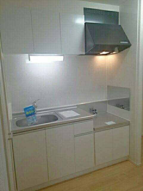 キャッスル B 02010号室のキッチン