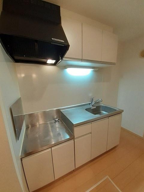 ベル スクエア 01050号室のキッチン