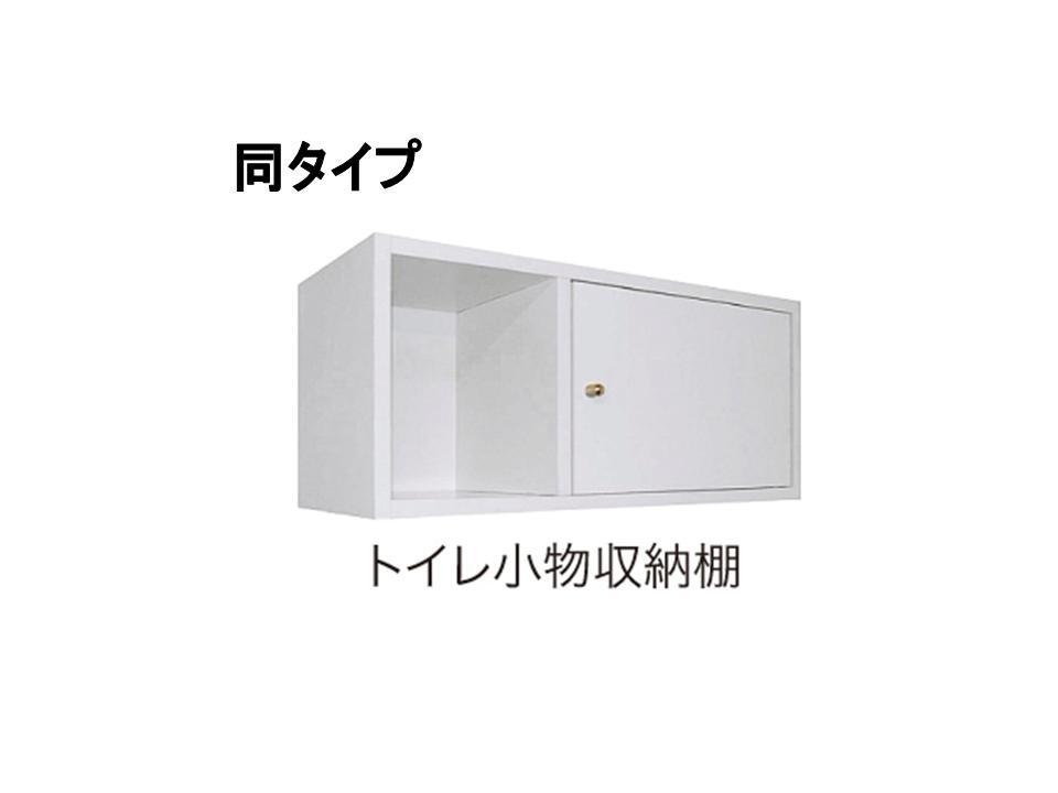 ラ・ルーチェDK Ⅱ 02020号室のトイレ