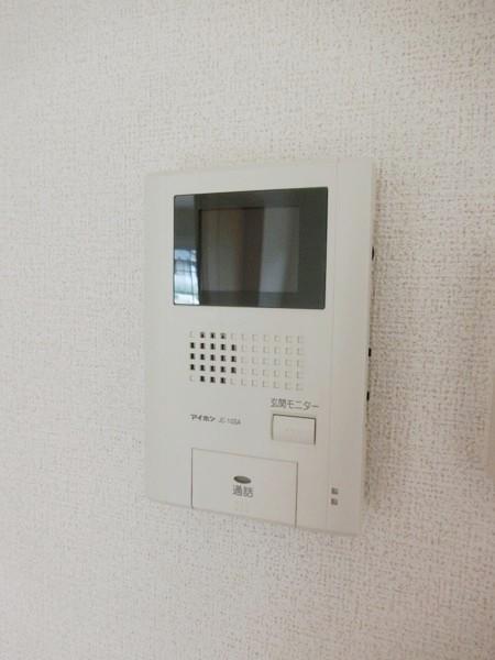 イエローフォレスト 01020号室のセキュリティ