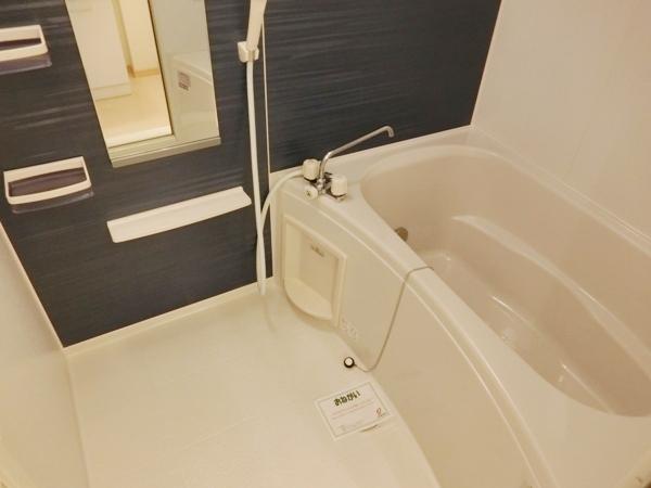イエローフォレスト 01020号室の風呂