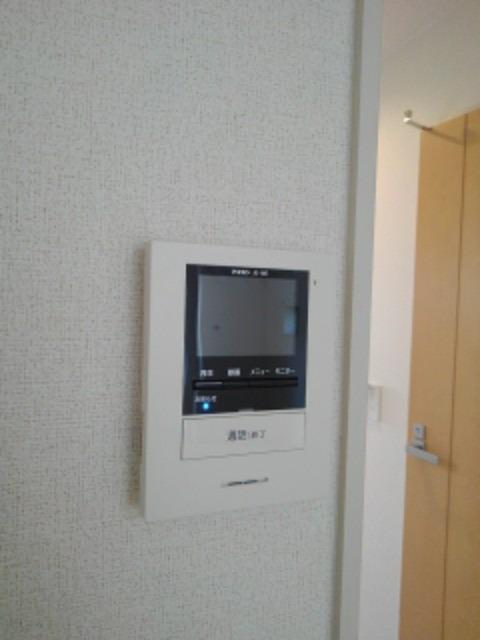 ボヌール レイワB 02010号室のセキュリティ