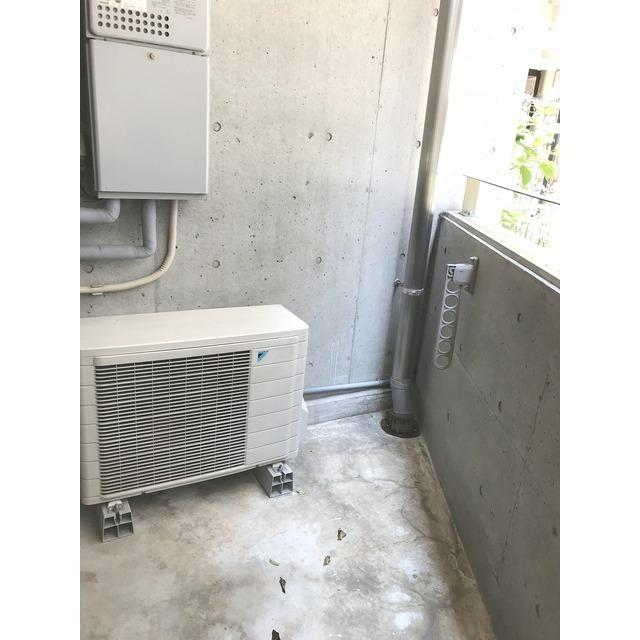 ル ガルデニア 0202号室の収納