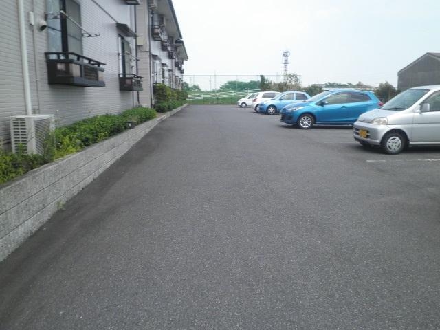 タウニ-21 02030号室の駐車場