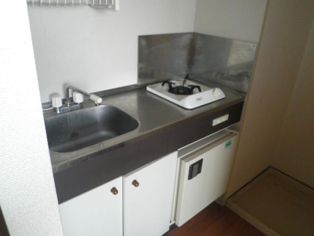 タウニ-21 02030号室のキッチン