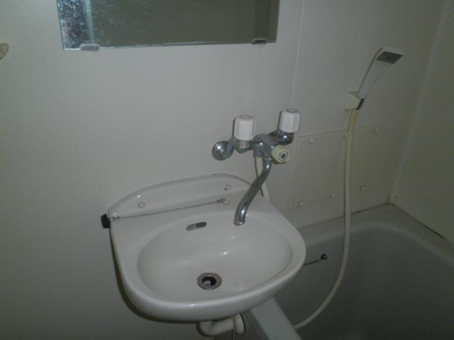 タウニ-21 02030号室の洗面所