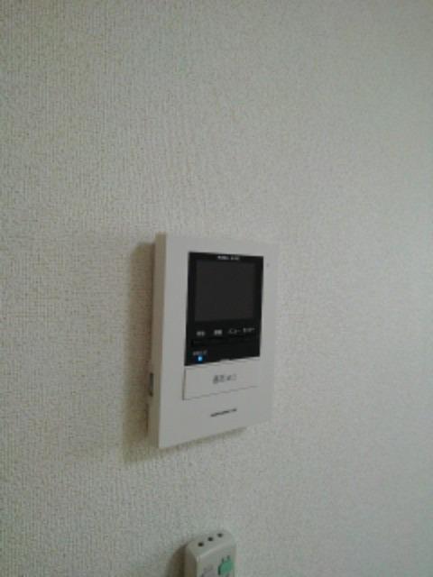 アヴォンリー上天神Ⅱ 01030号室のセキュリティ