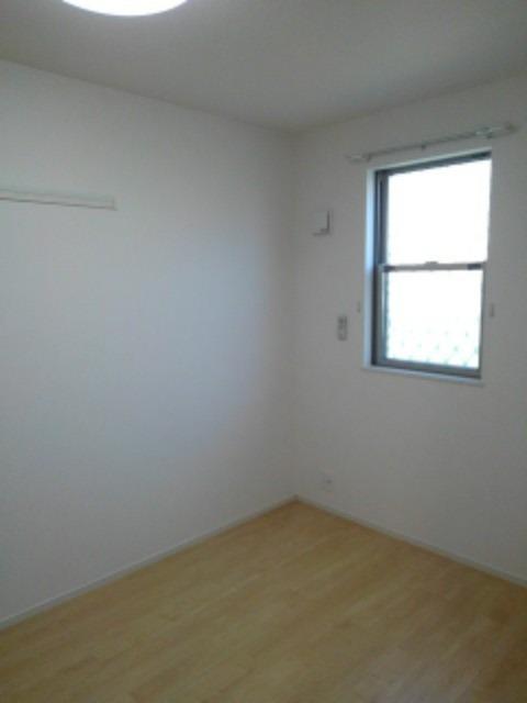 アヴォンリー上天神Ⅱ 01030号室のベッドルーム