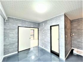 菊地マンション 401号室のキッチン
