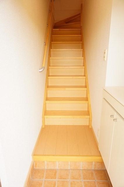 HINATA Ⅰ 02030号室の玄関