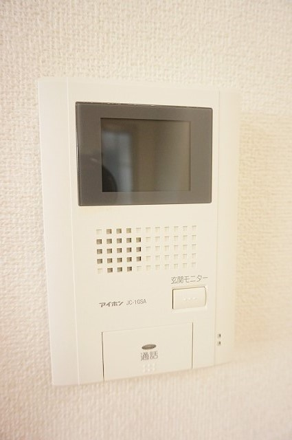 HINATA Ⅰ 02030号室のセキュリティ