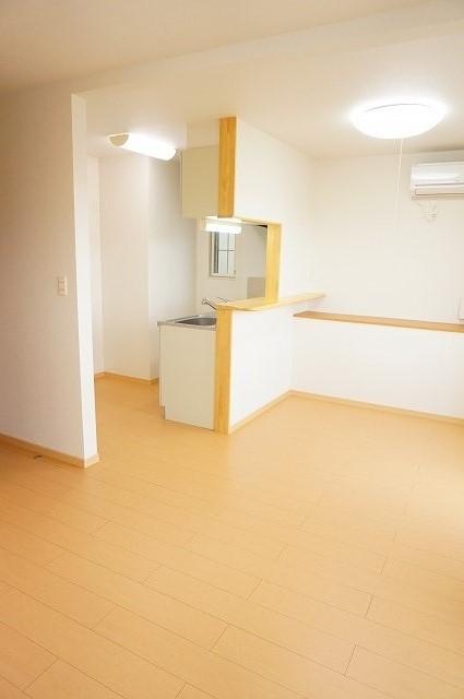 HINATA Ⅰ 02030号室のリビング