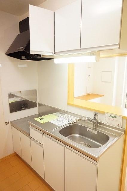 HINATA Ⅰ 02030号室のキッチン