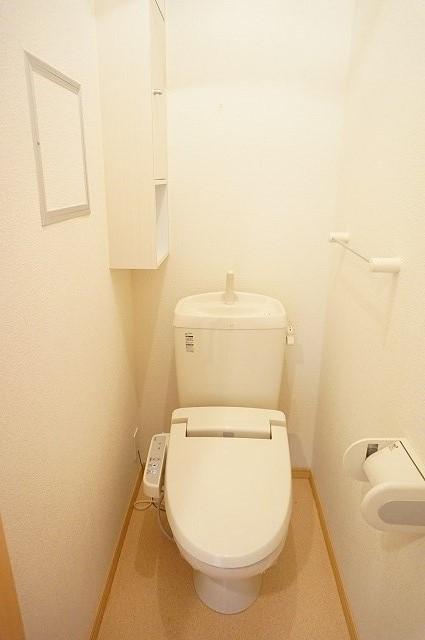 HINATA Ⅰ 02030号室のトイレ
