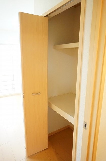 HINATA Ⅰ 02030号室の収納