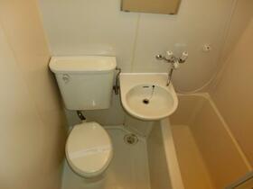 グリーンコーポ 102号室の風呂