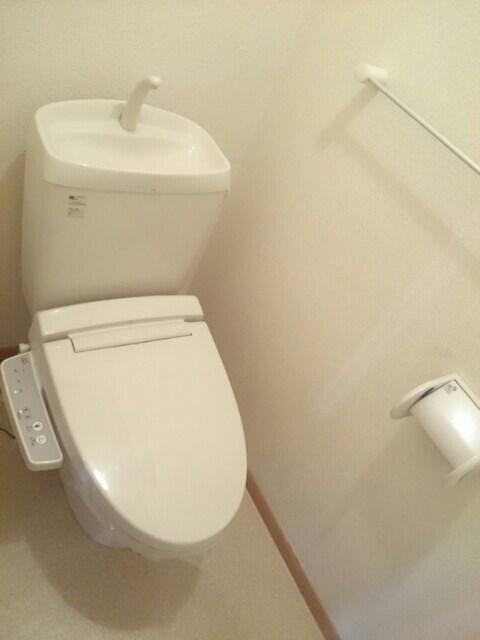 メゾンリゾナーレコトブキⅢ B 02020号室のトイレ