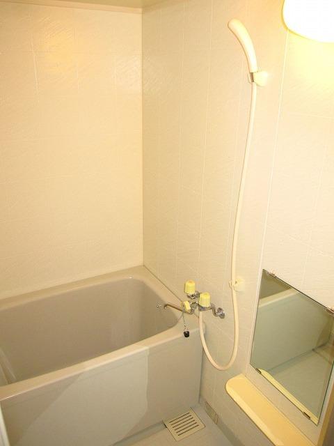コンフォートハイツ Ⅱ 02040号室の風呂
