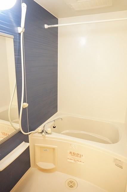 ジェルメⅠ 01020号室の風呂