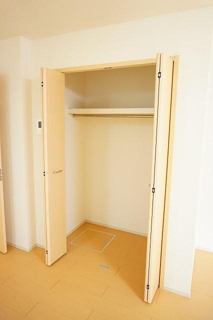 ジェルメⅠ 01020号室の収納