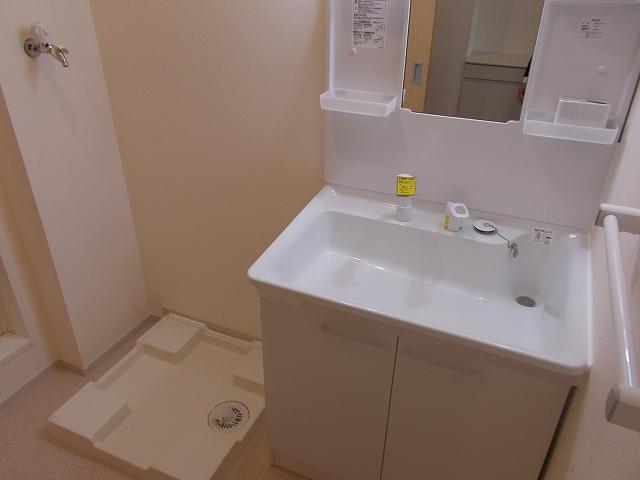 サニーハウスの洗面所