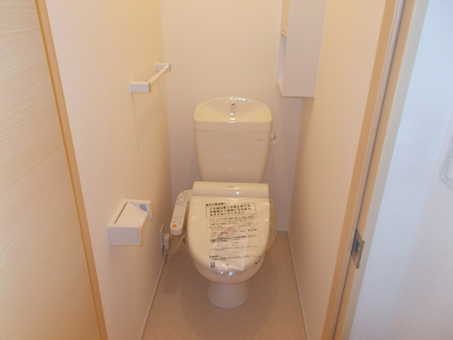 サニーハウスのトイレ