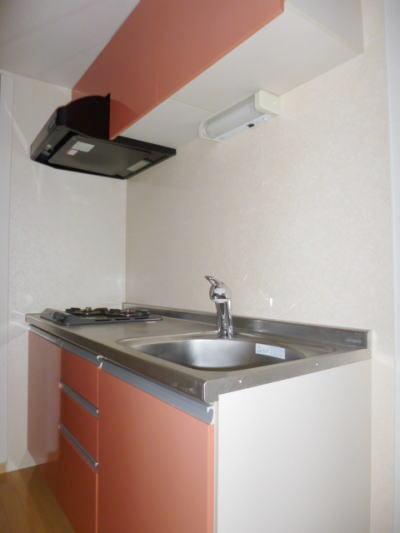 カーサ カトルセM 01040号室のキッチン
