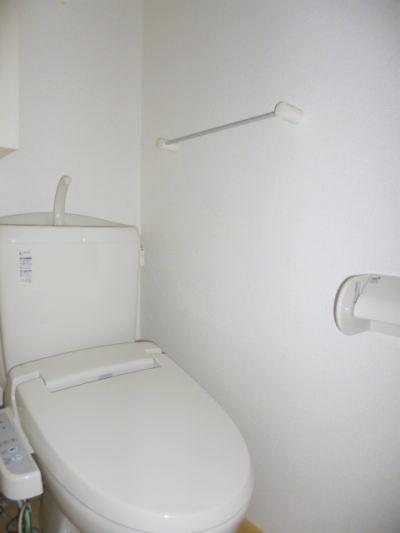 カーサ カトルセM 01040号室のトイレ
