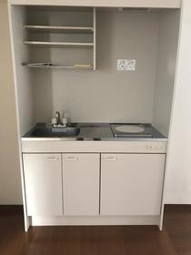 グレイスマンション 2C号室のキッチン
