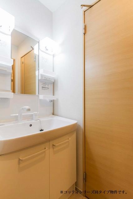 エスポワール・E 01020号室の洗面所
