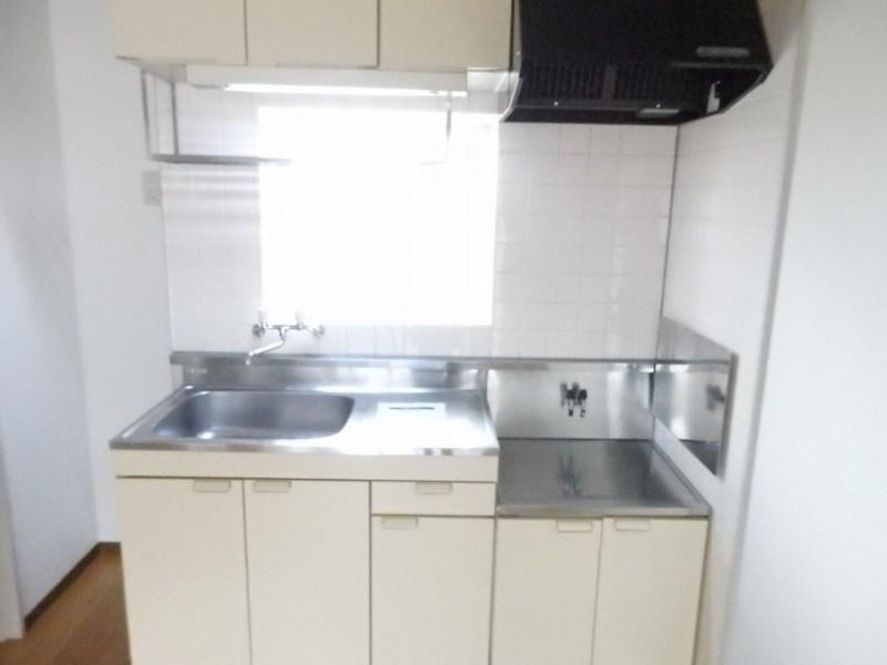 レナージュ 02040号室のキッチン