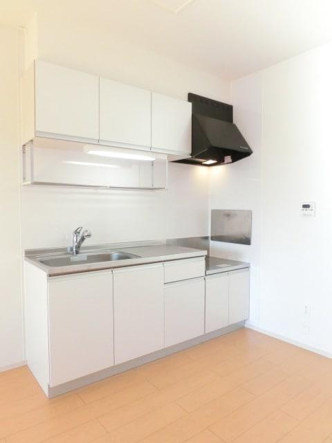 プラシード平和 A 02010号室のキッチン