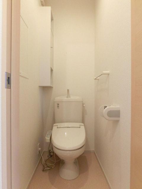 プラシード平和 A 02010号室のトイレ