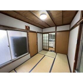 ハイツ白樺 102号室のキッチン