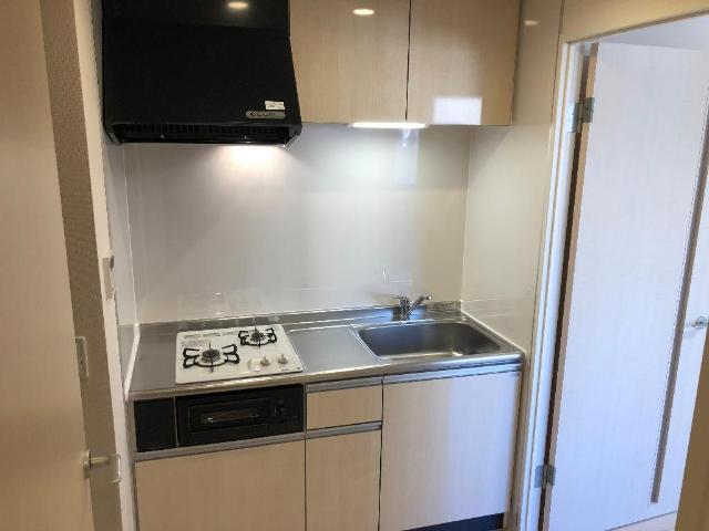 グラン・クリュ K 101号室のキッチン