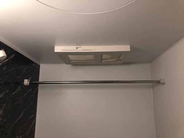 グラン・クリュ K 101号室の洗面所